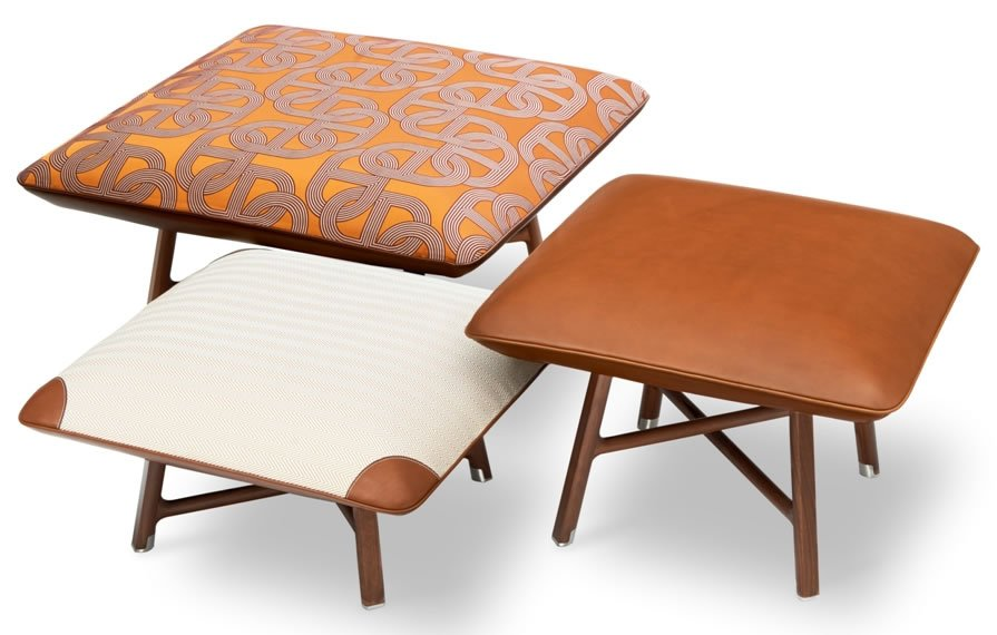 Magnificent Carre Dassise Low Stool By Hermes Will Add Oomph To Any Gmtry Best Dining Table And Chair Ideas Images Gmtryco