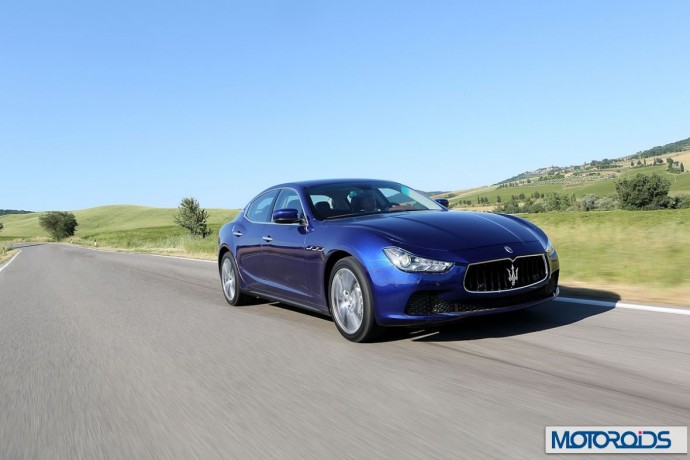 Maserati dealership 2
