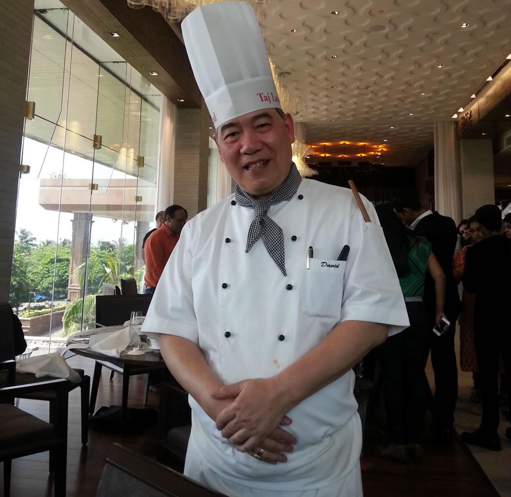 Master Chef David Yui Kwong