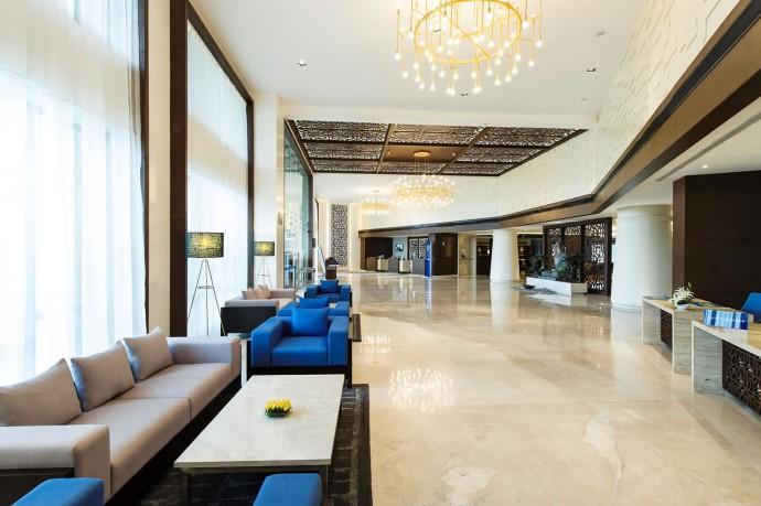 Novotel Imagica Khopoli Lobby