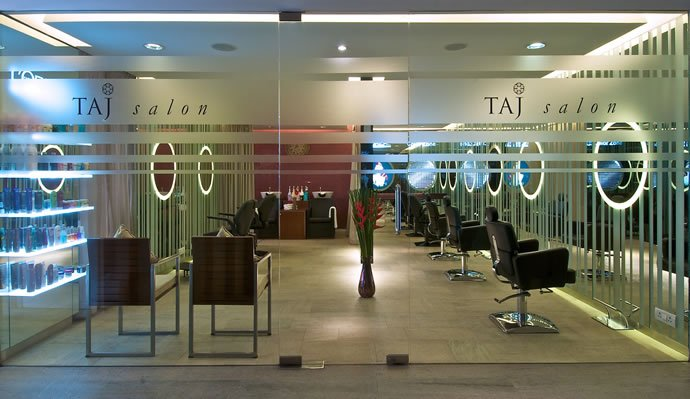Pampered at the vivanta by taj salon at the president hotel for Motor city beauty salon
