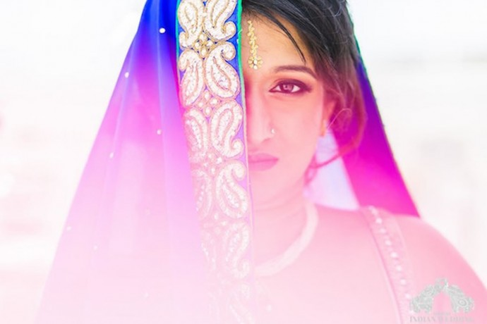 indian inspired maternity photos 3