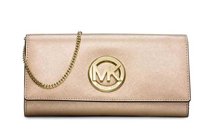 5cb6e81cf081 Michael Kors Shine Bright Clutch is exclusively designed for Diwali -