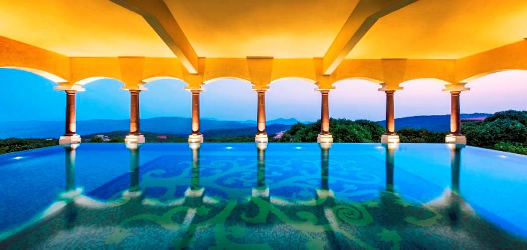 Le Meridien Mahabaleshwar Resort & Spa-Pool