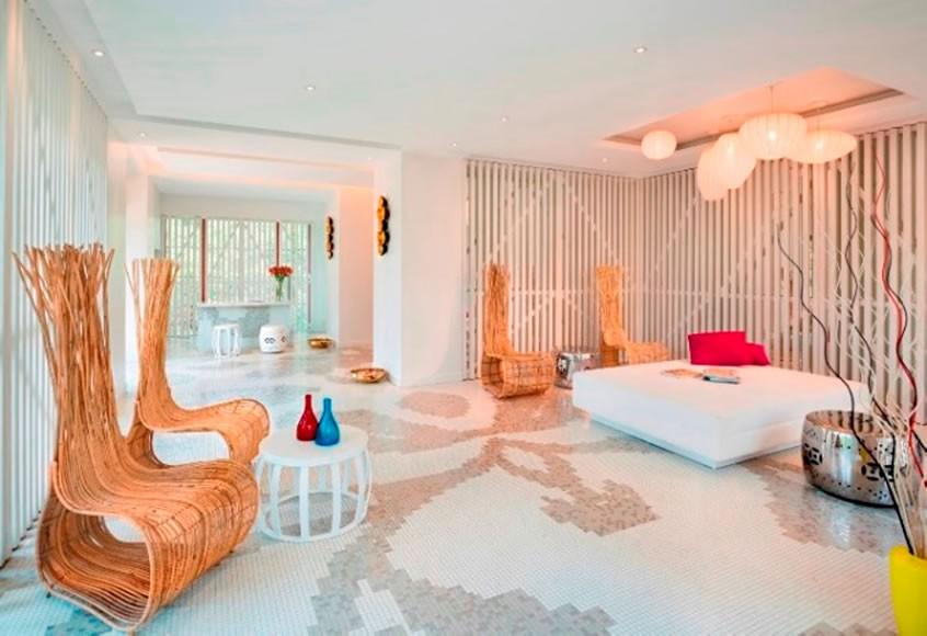 Le Meridien Mahabaleshwar Resort & Spa- SPA Recepion