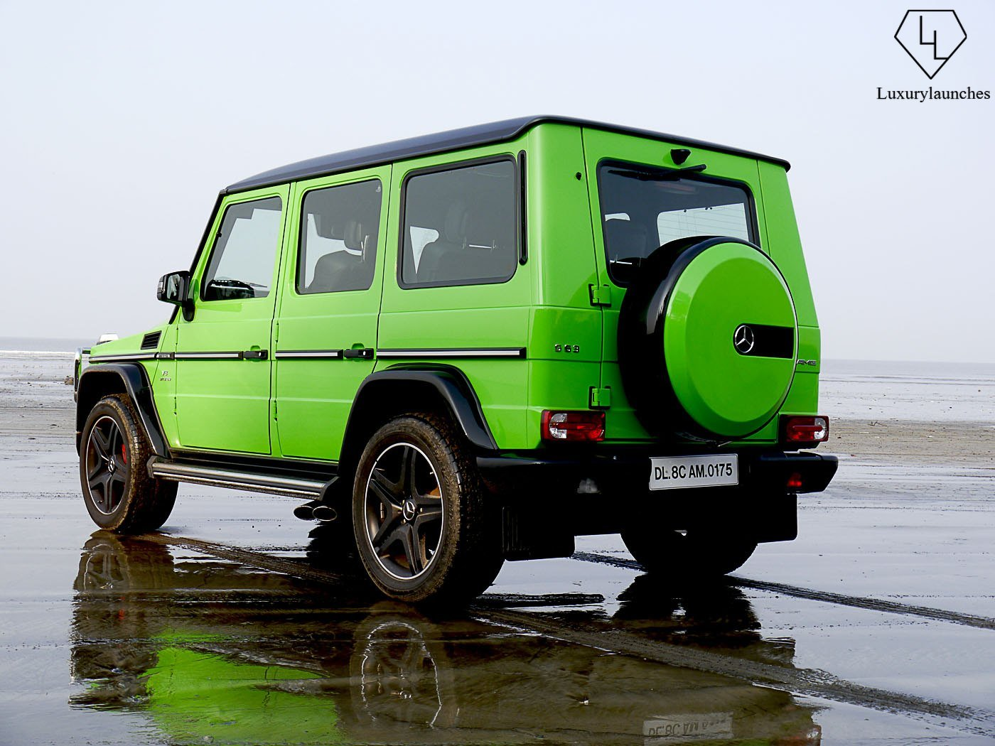 The dan bilzerian of suv 39 s the mercedes benz g63 amg for Mercedes benz suv india