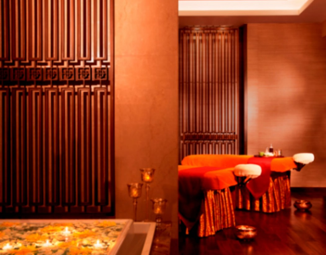 Spa Room Iridium Spa The St Regis Mumbai