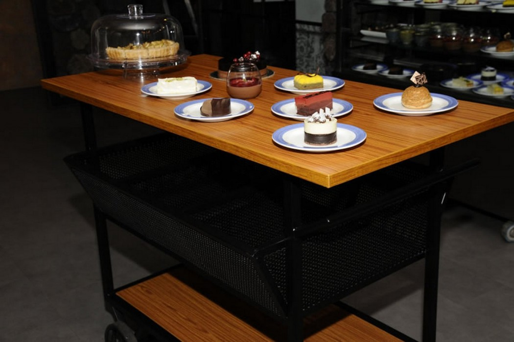 The Dessert Trolley