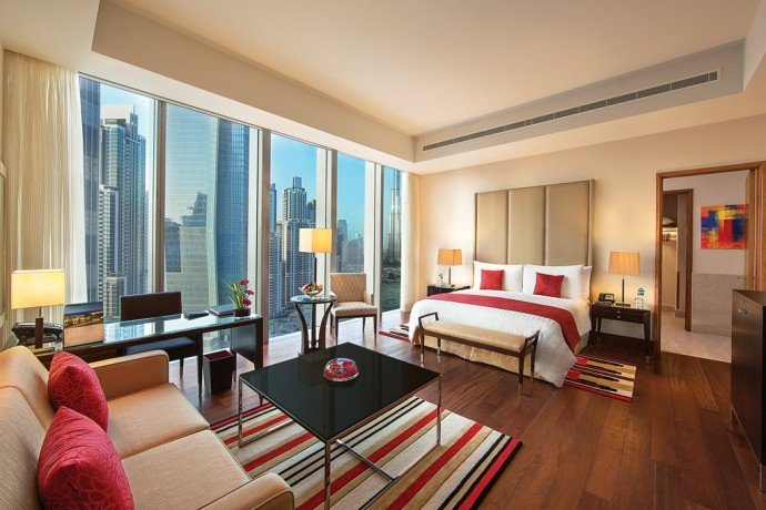 The Oberoi, Dubai - Guestroom