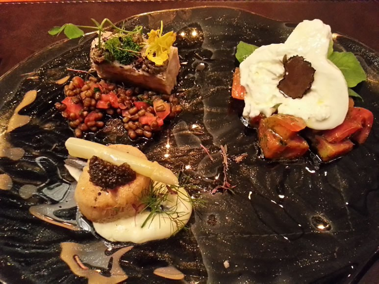 Appetiser Tasting Platter