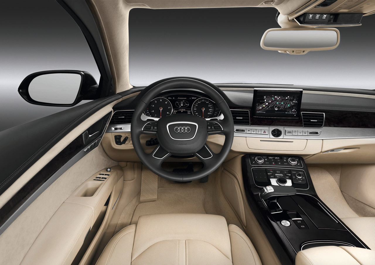 Audi A8L Security Worth Rs. 9.15 Cr Is Bullet And Bomb Proof