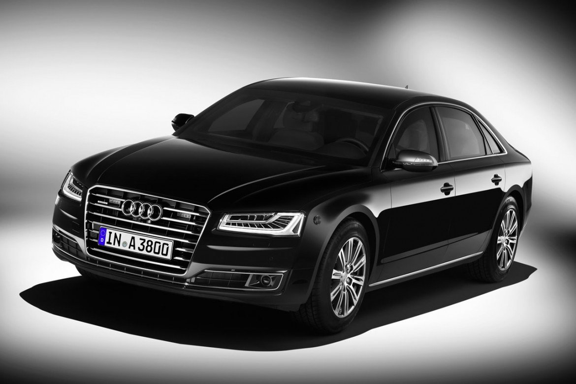 Audi A8l Security Worth Rs 9 15 Cr Is Bullet And Bomb Proof