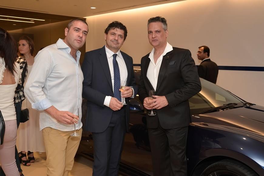 Bruno Rodella, Ugo Carlatiani, Mustafa Eisa