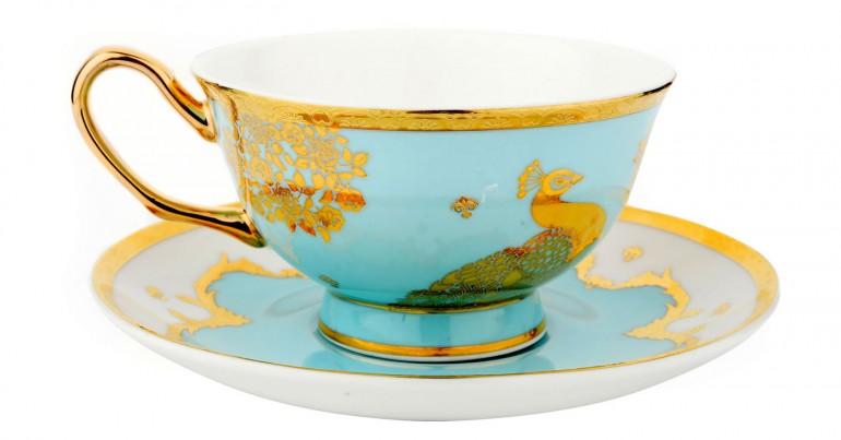 Casa Pop - Indochine Melange Cup and Saucer