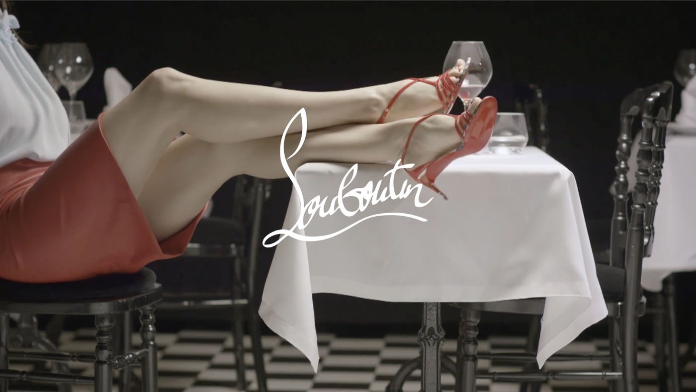 Christian Louboutin S Ss16 Campaign Film Under The Table