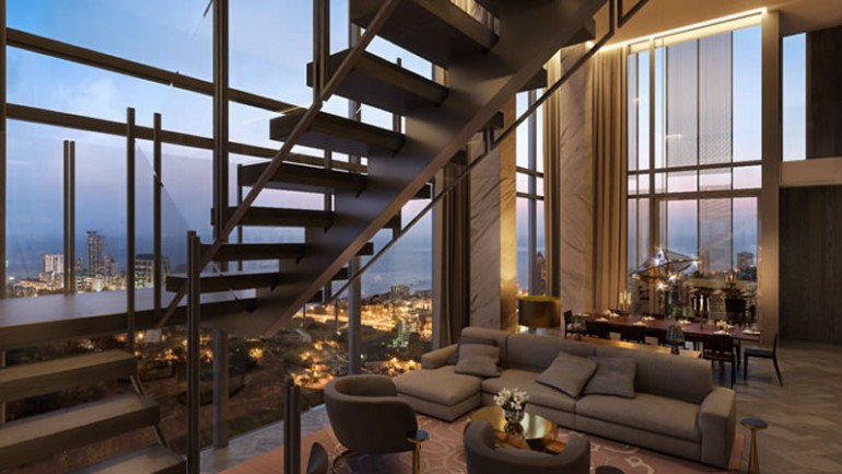 Penthouse--Grand-staircase