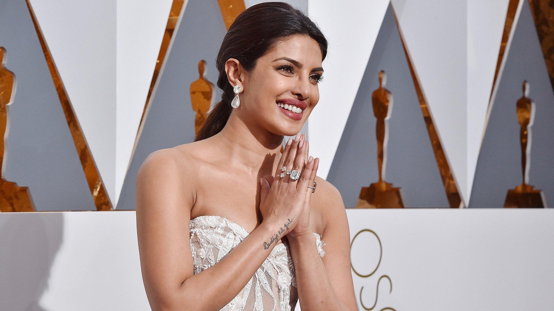 Priyanka Chopra wows on Oscars red carpet in $8 million
