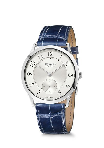 Slim 39 manufacture_sapphire blue