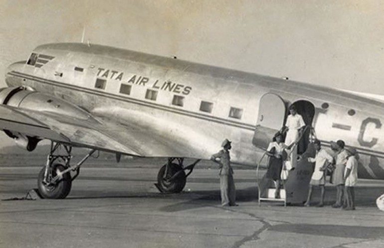 tata-air-lines-dc-3
