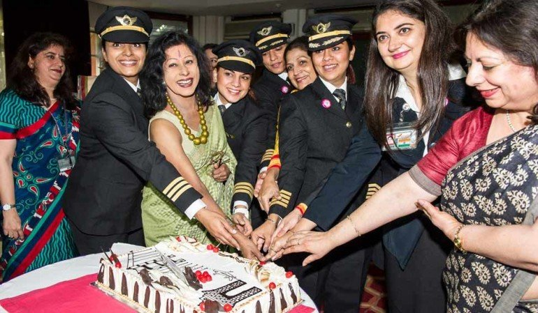 air-india-Womens-day (2)