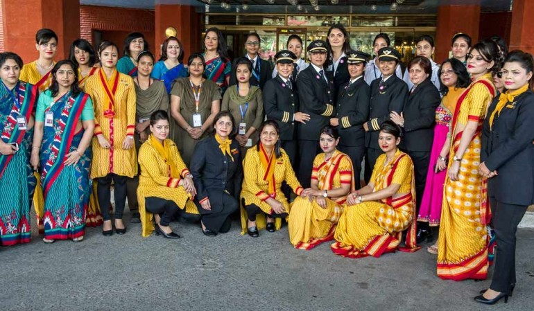 air-india-Womens-day (3)