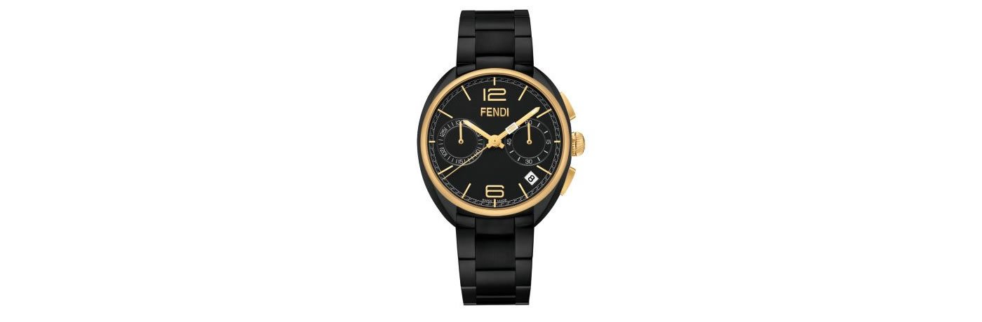fendi launches its classy momento watches collection