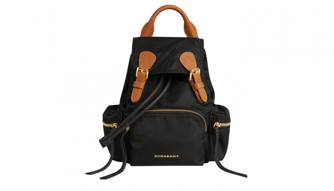 Burberry goes back to school with a high-end Rucksack - 8f755a2d455c6