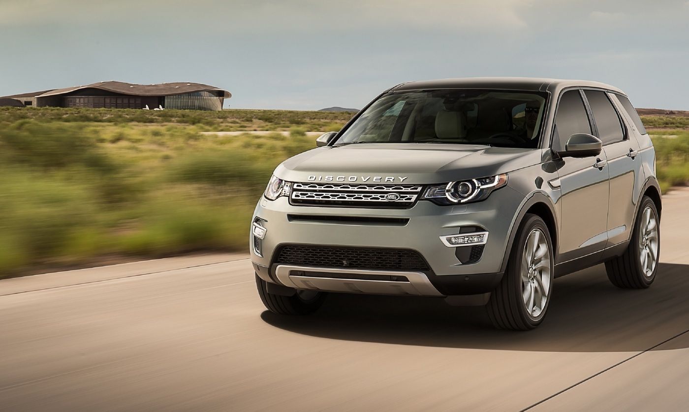 Land Rover announces a petrol version of the Discovery