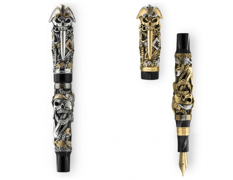 Montegrappa-limited-edition-Pirates-Pen (2)