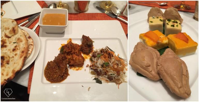Non-veg-main-course-meal-and-Sondesh