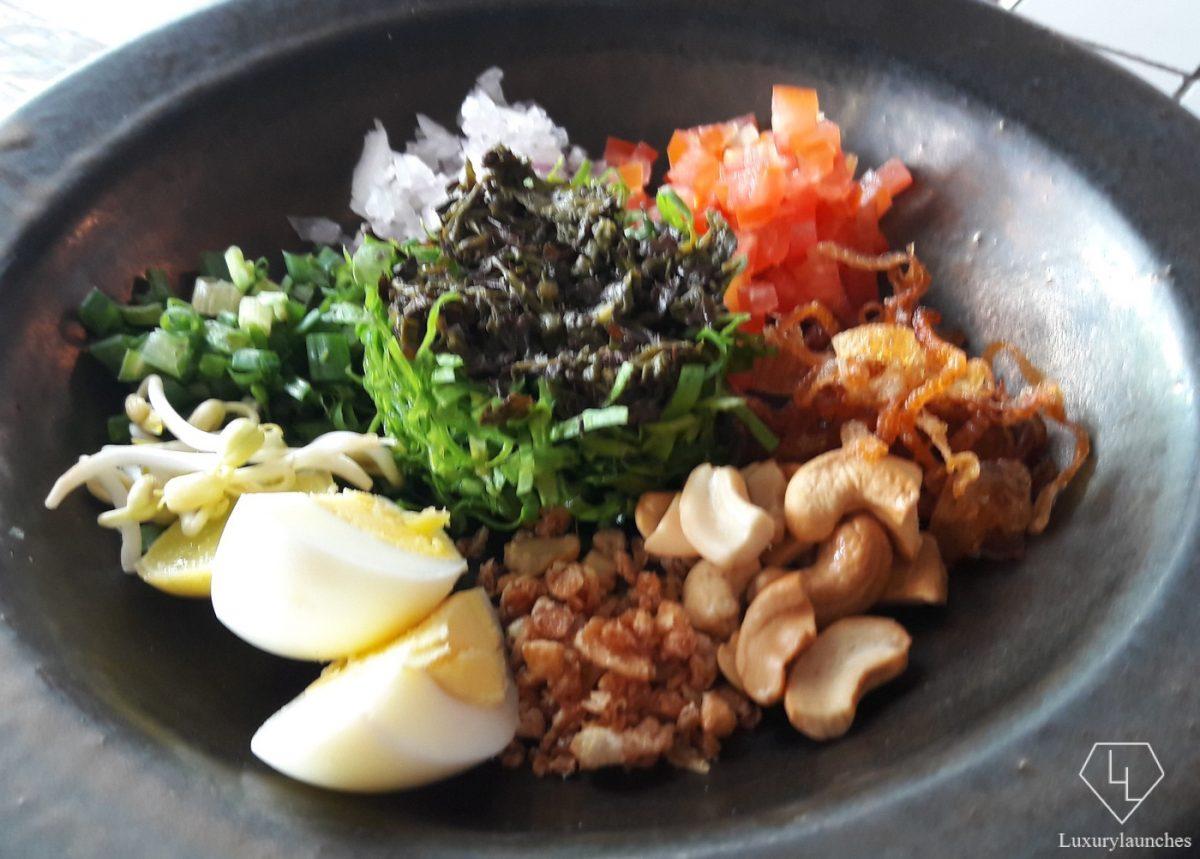 Burmese Green Tea Salad