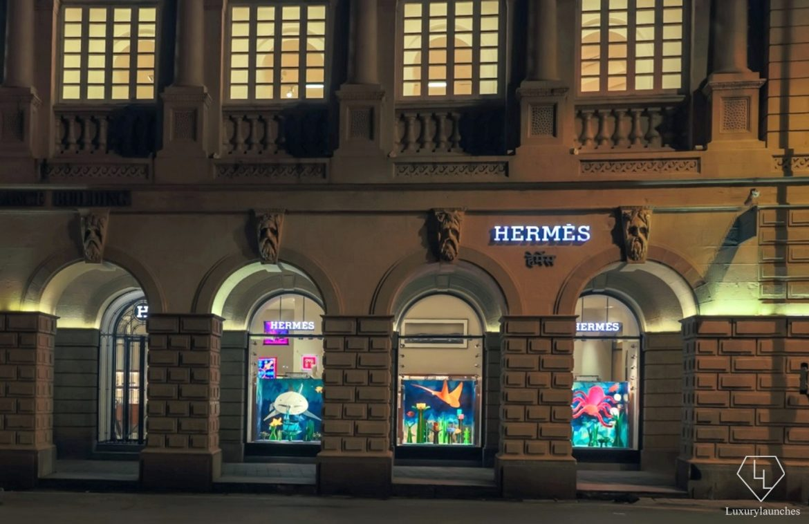 Hermes India pays a tribute to 'The Wonders of Nature Under