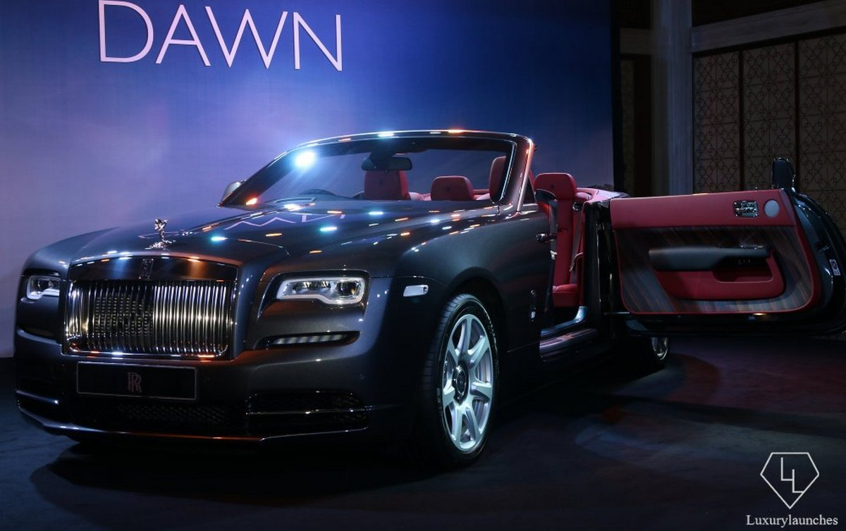 The Sexiest Rolls Royce Yet Rolls Into Mumbai At Inr 6