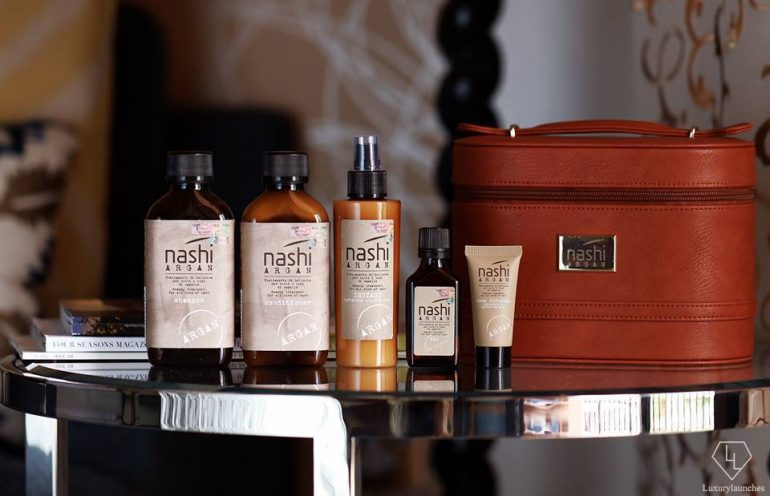 Nashi Argan Hair Care Range
