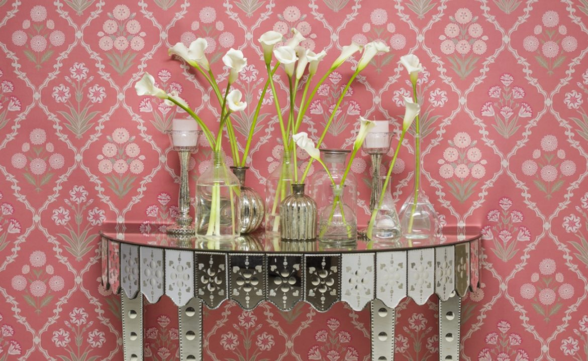 Good Earth Introduces Silk Route Wallpapers In Association With