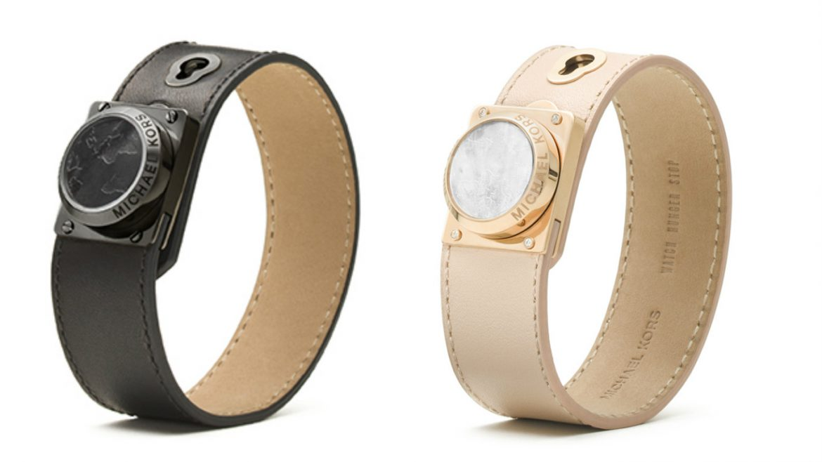 ea481905ffaa Micheal Kors launches Special Limited Edition Watch Hunger Stop activity  trackers
