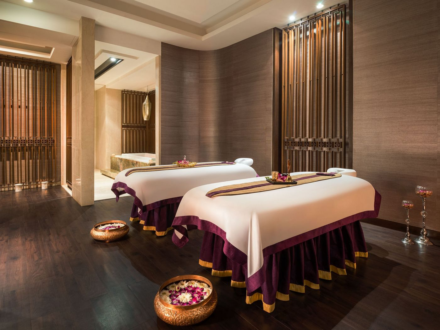 The most indulging treatments at the 5 most luxurious ...