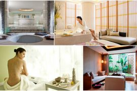 Couples Spa Treatment Wellington