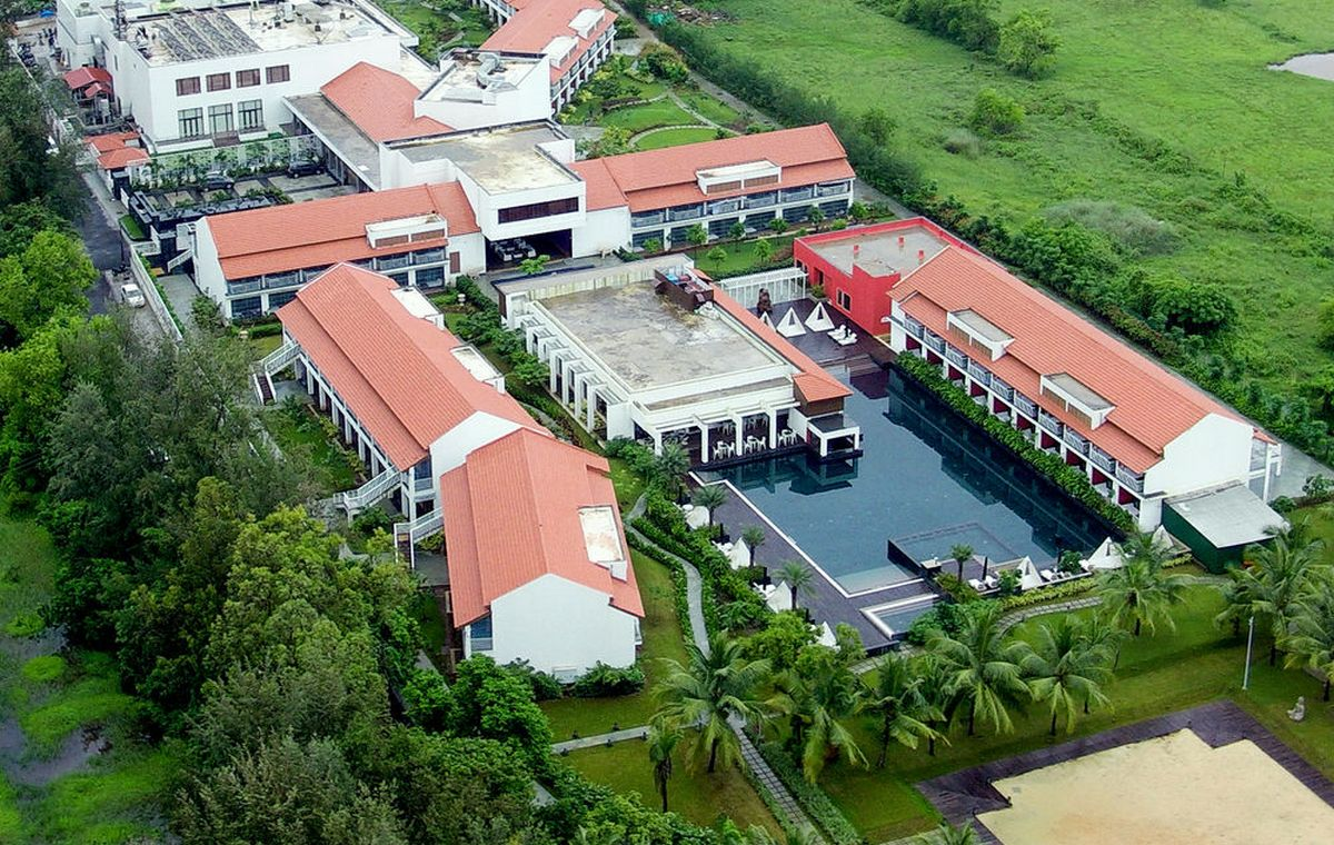 Review A Luxurious Hollywood Stay At Planet Hollywood Goa