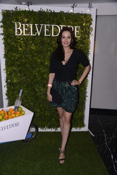 Evelyn Sharma at Belvedere Relearn Natural Party