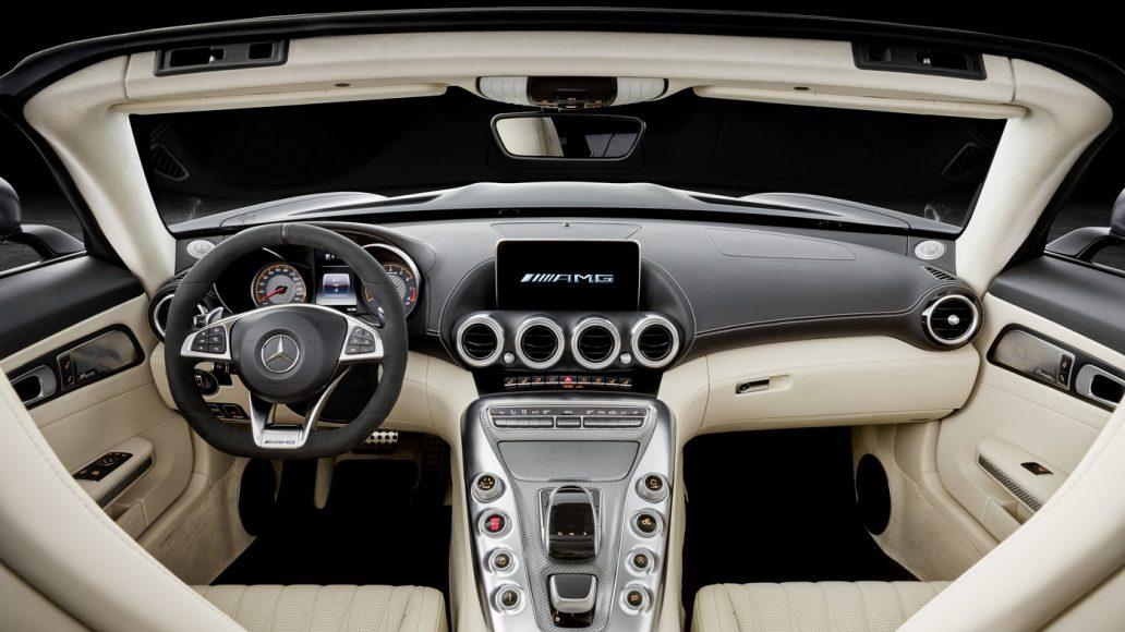 Mercedes AMG GT Roadster (2)