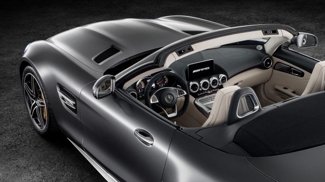Mercedes AMG GT Roadster (6)