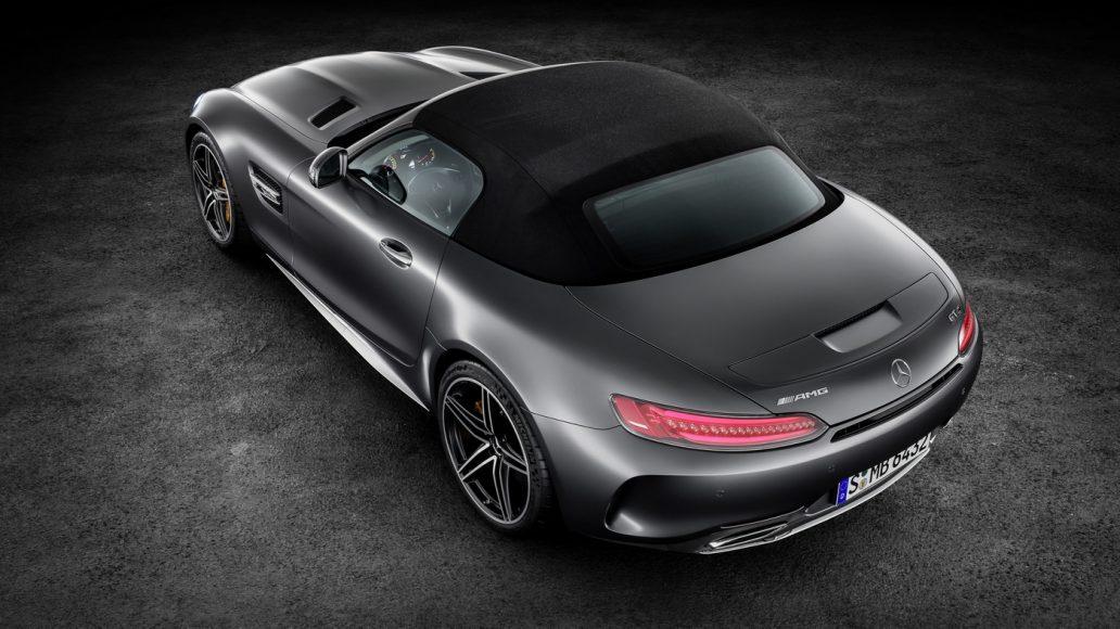 Mercedes AMG GT Roadster (7)