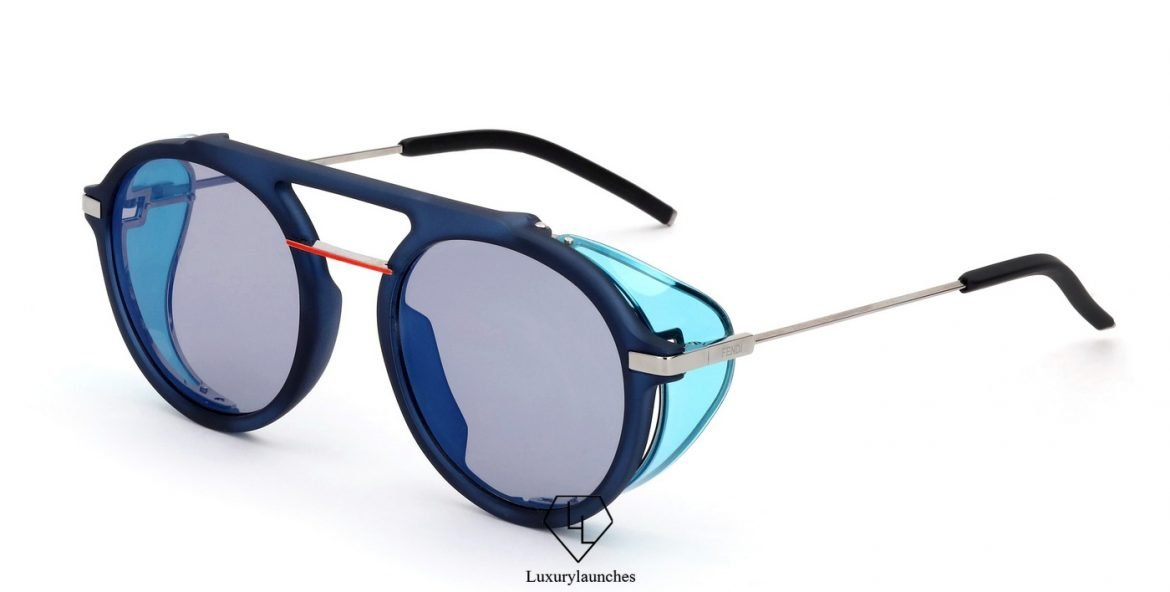 72dd338a487 Exclusive – Fendi goes on the sportier side with their new collection of men s  sunglasses