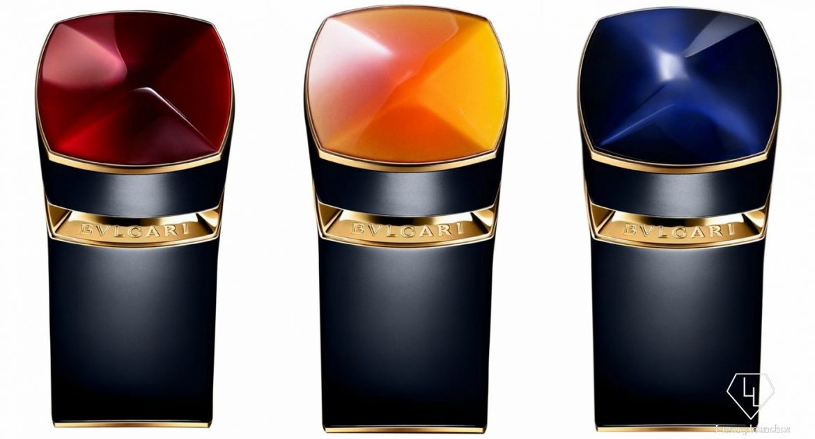 Bvlgari Le Gemme Men Perfume Collection Comes To India