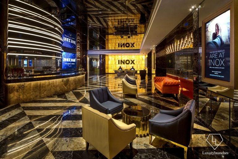 Review Inox Insignia At Atria Mall Worli