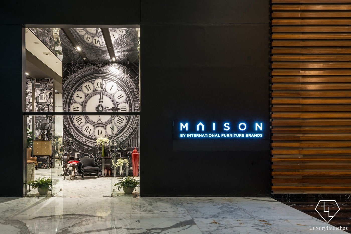 Luxury Furniture Store Maison Debuts In India With A Mumbai Flagship