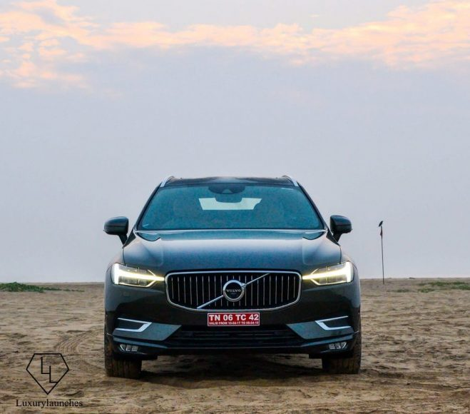 Volvo Xc60 Suv: 2018 Volvo XC60 First Drive Review: An Ultra Elegant Mid