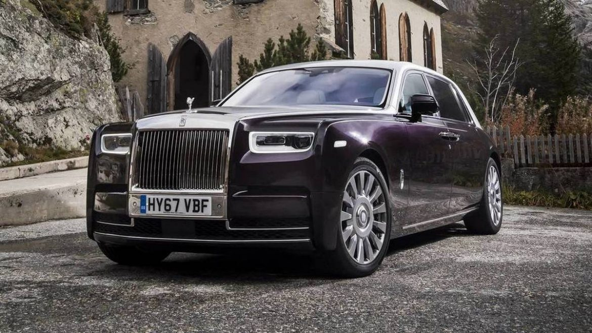 Rolls Royce Phantom VIII: Car with the quietest cabin ...