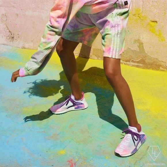 Adidas Originals just dropped an entire Holi inspired